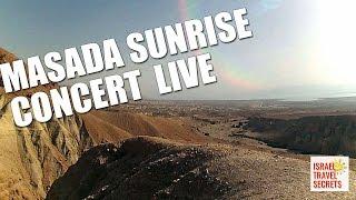 Avraham Tal Live in Concert on Mount Masada