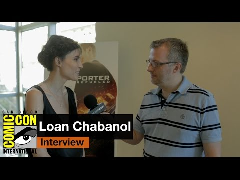 San Diego Comic Con 2015: Loan Chabanol on kicking ass in Transporter Refueled