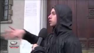 NoExpo, il manifestante: giusto spaccare tutto
