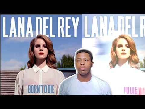 Lana Del Rey- Born To Die ALBUM REACTION/REVIEW!!!