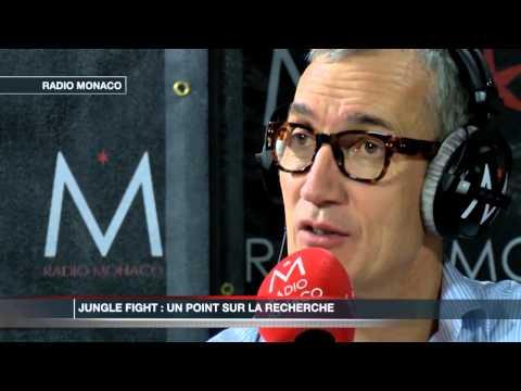 Jungle Fight sur Radio Monaco