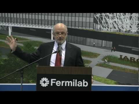 Illinois Accelerator Research Center Groundbreaking