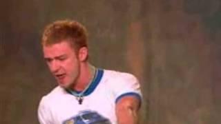 Justin Timberlake American Idol Skit