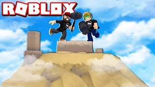 PLAYING KING OF THE HILL WITH BAN HAMMERS in ROBLOX EPIC MINIGAMES