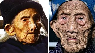 The Oldest Man in the World Breaks the Silence Before His Death and Reveals His Secret