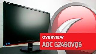 AOC - G2460VQ6 - Overview