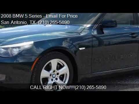 2008 BMW 5 Series 535xi AWD 4dr Sedan for sale in San Antoni