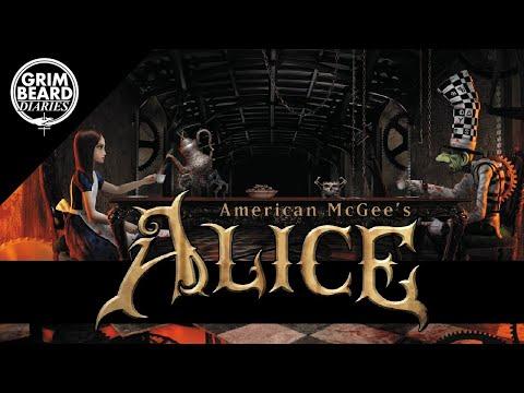 Grimbeard Diaries - American Mcgee\'s Alice (PC) - Review