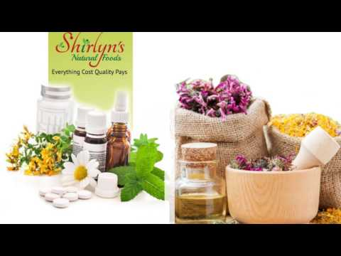 Shirlyn's Natural Foods - The Home Of The Best Nutritional Products