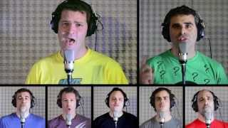 Boys in Gamulan - Voxpop Acapellaband