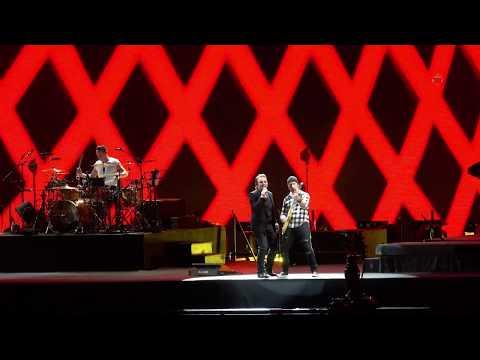 """U2 """"Elevation"""" & """"Vertigo"""" Live From Rome (Night 2) 4K"""