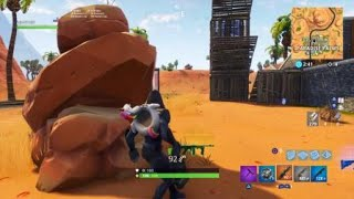 I hit it!!!!!!!!!!!!!!!!!!!!!!!!!!!!(fortnite)