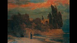 Franz Liszt - At the grave of Richard Wagner