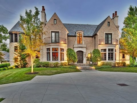 European Inspired Estate in Columbus, Ohio