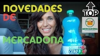 NOVEDADES DE MERCADONA!!!