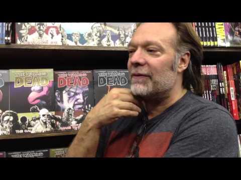 Greg Nicotero @ Austin Books