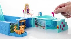 FTP75 - Polly Pocket - LA PISCINE TOBOGGAN - 0887961650143