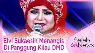 Elvi Sukaesih Menangis Di Panggung Kilau DMD - SELEB ON NEWS