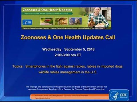 CDC ZOHU Call September 5, 2018