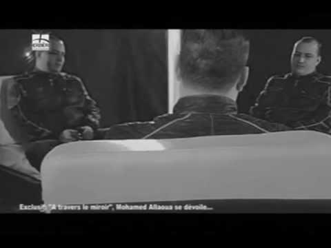 Mohamed Allaoua à travers le miroir