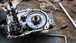 видео Диагностика, замена и ремонт КПП ВАЗ 2110