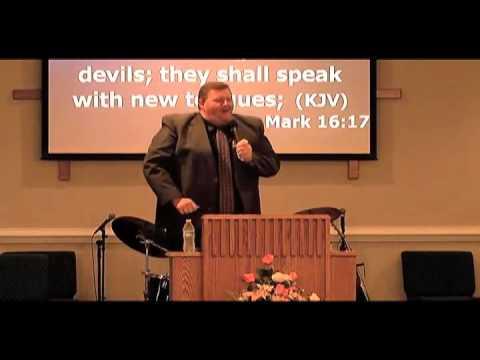 Senior Pastor Randy Miller The Glory has Departed
