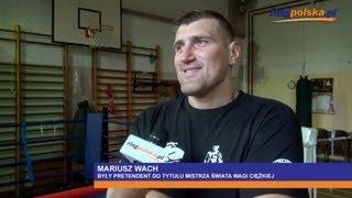 Mariusz Wach o sparingach z Hayem i powrocie na ring
