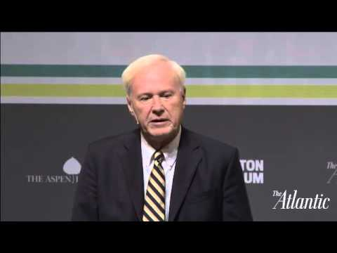 Ideas Out Loud: Chris Matthews / Washington Ideas Forum