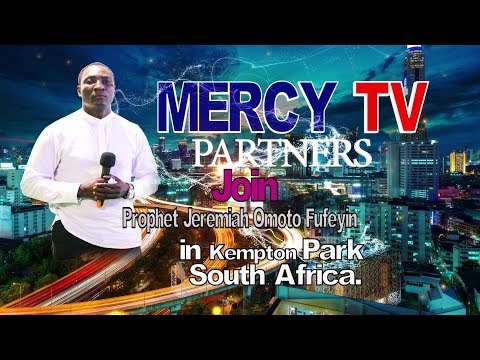 ATTENTION! SOUTH AFRICA PARTNERS MEETING WITH PROPHET JEREMIAH