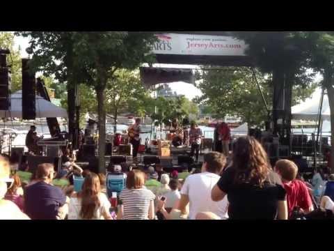 The Districts ~ 4 & 4 ~ WXPNs XPonential Music Festival 2013, 7/26, Wiggins Park, Camden NJ