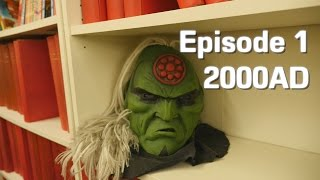 2000AD-Beyond the Longbox Episode 1
