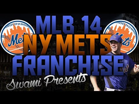 MLB 14 The Show Franchise (PS4) - New York Mets Ep. 15 | New Starting Pitcher