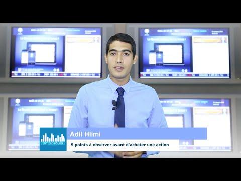 Encyclo-Bourse: 5 points à observer avant d'acheter une action