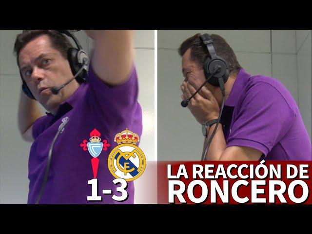 CELTA 1-3 REAL MADRID   Roncero creyó que el golazo de Kroos lo metió el Celta   Diario AS