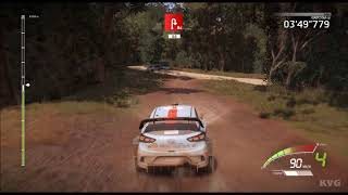 WRC 7 - Kennards Hire Rally Australia (Valla 16) - Gameplay (PC HD) [1080p60FPS]