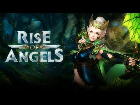 Rise Of Angels First Impressions 2019 | Browser Based 3D MMORPG