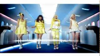 Shady Girl - SISTAR Music Video/ Download/ HD