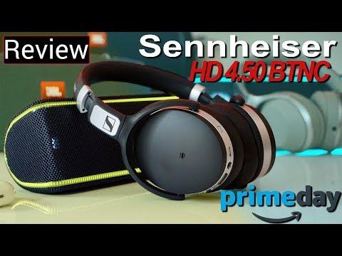 Sennheiser 4.50BTNC Review - A Legit Prime Day Steal