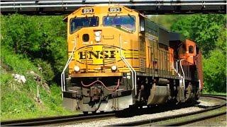 CSX trains Galore 2016