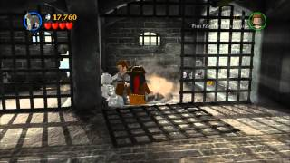 Lego Pirates of the Caribbean Gameplay PC