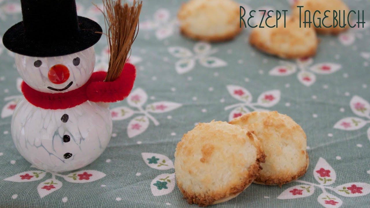 rezept low carb kokosmakronen mit stevia kekse ohne. Black Bedroom Furniture Sets. Home Design Ideas