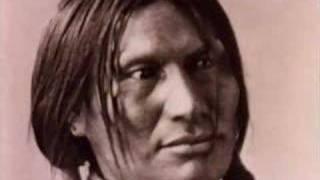 Indianer- Massaker an den Indianern - Jahr 1890