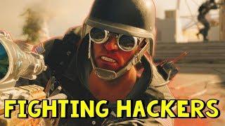 Fighting Hackers | Rainbow Six Siege
