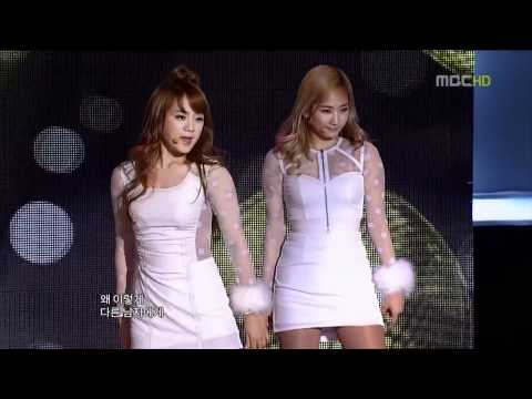 [HD] Wonder Girls 111124 - Tell Me, Nobody - MBC Campus Song Festival 2/2