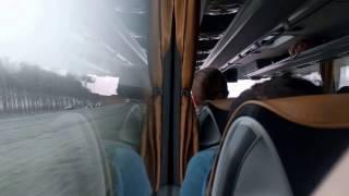 видео Автобусы в Гамбург