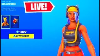 COLLECT YOUR FREE SKIN in Fortnite Item Shop! (August 30th)