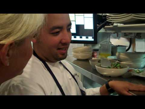 Gladstone's, Executive Chef Daniel Elmalel -- Sophie Gayot Of GAYOT.com