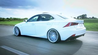 2014 Lexus IS250 F-Sport | Vossen CVT Directional Wheels | Rims