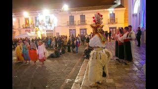 Cañari  indigenous folklore dance and music from Ecuador