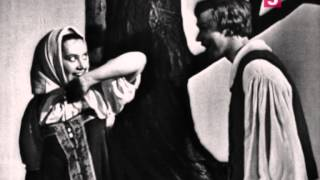 """""""Барышня-крестьянка"""". ЛенТВ, 1969 г."""